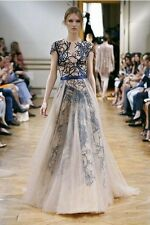 Elie Saab Long Formal Evening Gowns Bridesmaid Prom Dress Wedding Party Dresses
