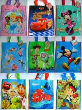 CHARACTER GIFT/TOTE BAGS (Party/Loot){fixed £1 p&p}