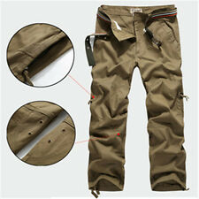 New Men's Cotton Hobo Men Relaxed Fit Cargo Shorts Summer Pants Trousers outdoor