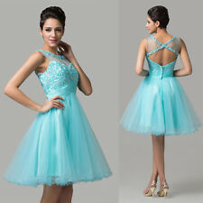 ❤Charming❤Sexy Backless Formal Wedding Evening Party Prom Bridesmaid Dresses NEW
