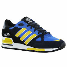 Adidas ZX 750 Navy Blue Mens Trainers