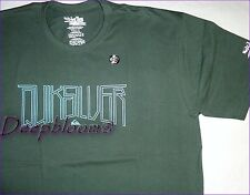 QUIKSILVER TOP TEE SHIRT PRINTED MENS GREEN SLIM FIT XLARGE XL NEW