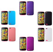 Hard Rubberized Matte Snap-On Cover Case For Gionee Elife E3