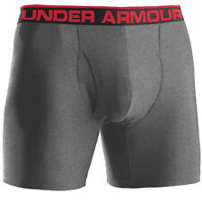 "Under Armour Mens Original 6"" Boxerjock Boxer Briefs Sports Underwear"
