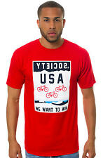 Karmaloop Society Original Products The Lost Box 3M Tee Red
