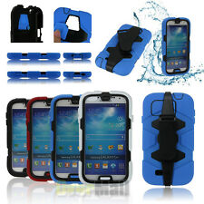 Waterproof Shockproof Hard Military Case Cover For SAMSUNG GALAXY Note 2 3 S4 S5