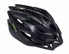 NEW ARINA CYCLE HELMET - ADULT BLACK - MTB BICYCLE CYCLING BIKE