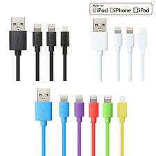 Apple Certified MFI 8-Pin Lightning to USB Charge Charging Sync Data Cable Cord