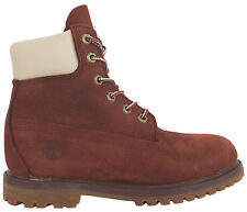 Timberland AF 6 Inch Premium Womens Girls Waterproof Leather Boots (8265R U71)