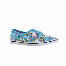 Vans Classic Authentic Lo Pro Hello Kitty Womens Trainers