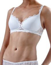New Lepel Athena Soft Cup Bra in White 17349