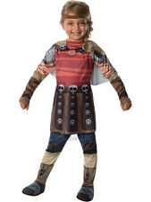 Child Astrid Fancy Dress Costume Hiccup Kids Girls How to Train a Dragon 2