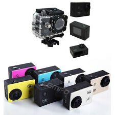 Sports Cam H.264 170°Degree Full HD 1080P Waterproof DV Camera Camcorder