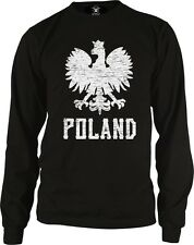 Poland Eagle Polish Pride Rzeczpospolita Polska Warsaw Long Sleeve Thermal