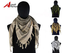 Army Military Tactical Outdoor Arab Shemagh Keffiyeh Scarf Mask Shawl Neck Cover