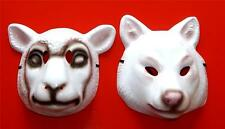 new Choose 1 You're HALLOWEEN horror movie next SHEEP lamb or WOLF Mask