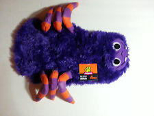 NEW Dog Plush Spider Costume  M L or XXL  FREE Halloween Plush Squeaky Dog Toy !