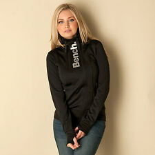 Bench Sporty Sandstone Sweat In Black From Get The Label