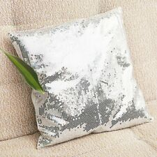 Sequins Decoration Cushion Comfortable Pillow Covers Cases Throw Sofa New