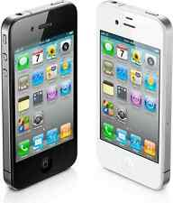 Apple iPhone 4 - 8GB (Factory Unlocked) Smartphone - Black or White