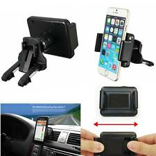 360°Universal Adjustable In Car Air Vent Mount Holder Cradle For Cell Phone GPS