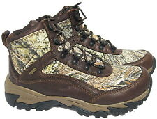 New Cabela's Active Trail Hunter Dry-Plus Waterproof Mossy Oak Hunting Boots