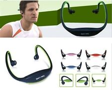 AM05 New Wireless Sports Headphones MP3 Music Player 8GB for Running, Travelling
