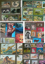 Animal Postcards Choice of lots, Bears Cats Bigs & Small, Dogs Deer & Antelope