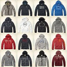 Nwt Hollister By Abercrombie Mens Hoodie Pullover Redondo Sz S,M,L,XL New