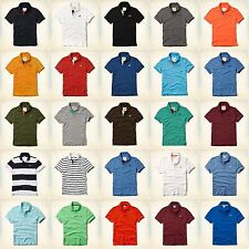 Nwt Hollister By Abercrombie Mens Polo Shirt T-shirt Sz S,M,L,XL