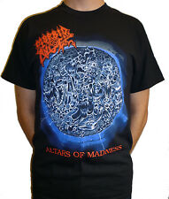 """Morbid Angel """"Altars Of Madness"""" 25th Anniversary T-shirt - NEW OFFICIAL"""
