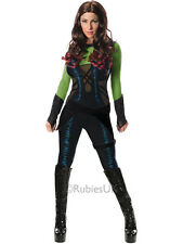 Marvel Gamora Guardians Of The Galaxy Adult ladies Costume Superhero Size Uk6-14