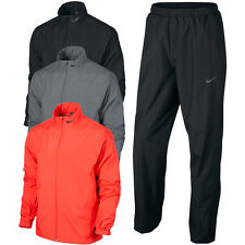 Nike Golf 2014 Mens New Storm Fit Packable Rain Suit Waterproof Jacket Trousers