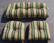 MILDEW RESISTANT REPLACEMENT CUSHIONS FOR OUTDOOR WICKER FURNITURE*NEW LOW PRICE