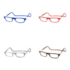 Clic Readers Front Connect Magnetic Adjustable Reading Glasses Frame All Colors