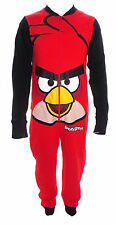Angry Birds Red Boy's Onesie Ages 3-10 Years Available DESIGN EXCLUSIVE