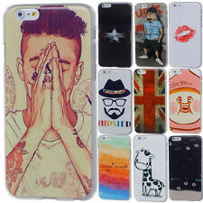 """Unique painting dregs boy red lips PC hard Case cover skin for 4.7"""" iPhone 6 Hot"""