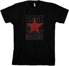 OFFICIAL Rage Against The Machine - Stacked Star T-shirt NEW Licensed Band Merch