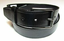 LEVI'S NEW Mens Genuine Leather Belt Black 11LV3248