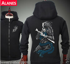 League of Legends LoL Yasuo Noctilucence Sweats Hoodies Coat