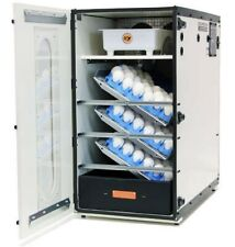 GQF 1502 Cabinet Incubator / Hatcher INCLUDES 6 PCS. HATCHING EGG TRAYS USA