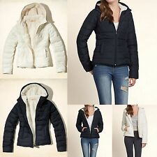 Nwt Hollister By Abercrombie Womens North Jetty Puffer Jacket Sz Xs,S,M,L 2014