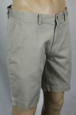 "Polo Ralph Lauren Stone Classic Fit 9"" Chino Shorts NWT"