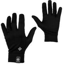 New Womens Columbia Omni-Heat thermostretch grippy gloves driving walking skiing