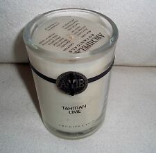 Archipelago Botanicals Candle YOU CHOOSE new Tahitian Lime & more 50 hour