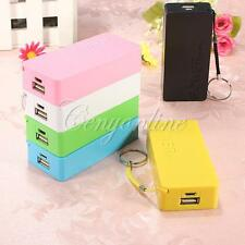 5600mAh Portable External Backup Battery Charger Power Bank for Mobile Cellphone