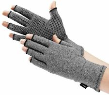 Imak Active Gloves Compression Support Style Arthritis w/ Anti Slip Grip Relief