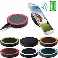 New Qi Wireless Power Charger Mini Charge Pad For Samsung Galaxy S3 S4 S5 Note 2