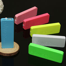 Ultra Thin 5600mAh USB External Backup Power Bank Battery Charger For Cell Phone