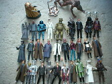 Doctor Who Figures - Doctor - Companions & Aliens